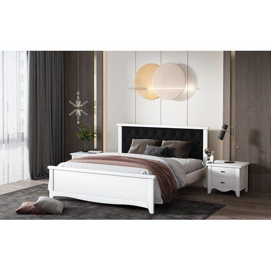 Дерев'яне ліжко ArtWood НІЦЦА