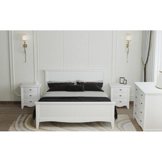 Дерев'яне ліжко ArtWood РИМ