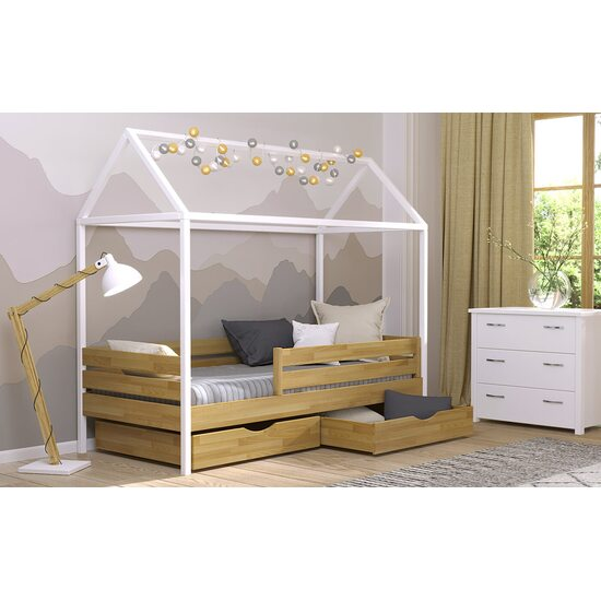 Ліжко-будиночок Estella АММІ щит