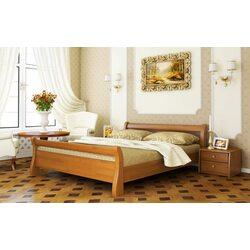Дерев'яне ліжко Estella ДІАНА щит