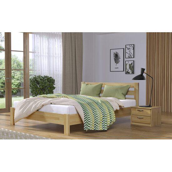 Дерев'яне ліжко Estella РЕНАТА ЛЮКС щит