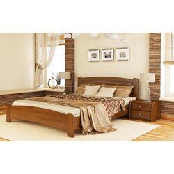 Дерев'яне ліжко Estella ВЕНЕЦІЯ ЛЮКС щит