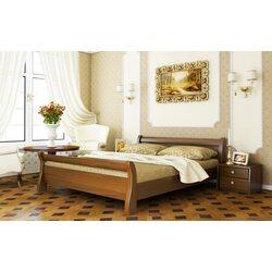 Дерев'яне ліжко Estella ДІАНА
