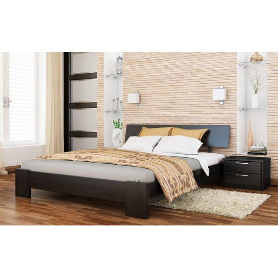 Дерев'яне ліжко Estella ТИТАН