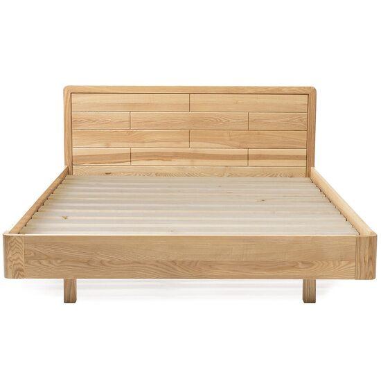 Дерев'яне ліжко TQ Project ЛАУРО вільха