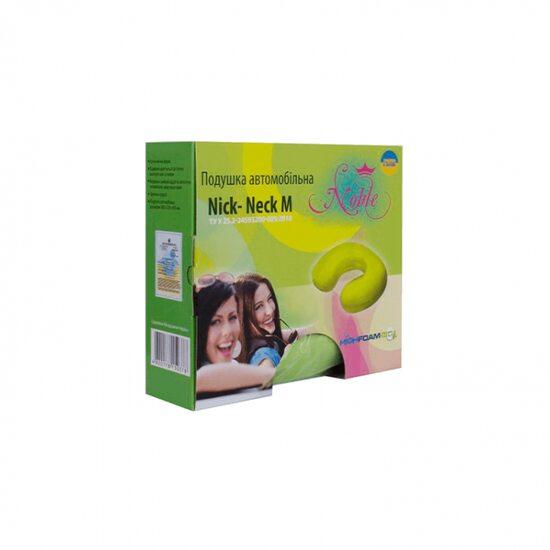 Дорожня подушка HighFoam NOBLE M-LINE NICK-NECK MINI