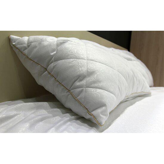 Класична подушка MatroLuxe SOFT PLUS з кантом