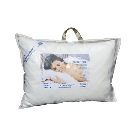 Класична подушка MatroLuxe LATEX