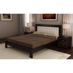 Дерев'яне ліжко ArtWood БІЛЬБАО