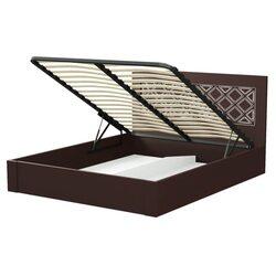 Дерев'яне ліжко ArtWood БАРСЕЛОНА з підйомним механізмом