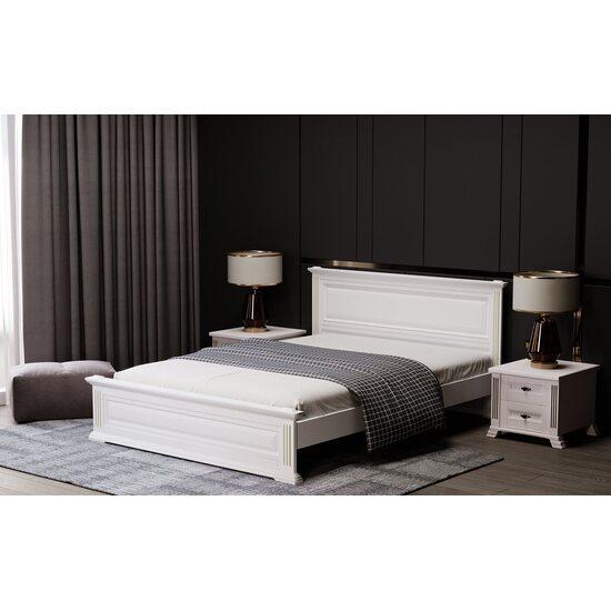 Дерев'яне ліжко ArtWood ЛОКАРНО з підйомним механізмом