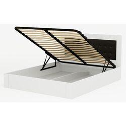Дерев'яне ліжко ArtWood БІЛЬБАО з підйомним механізмом