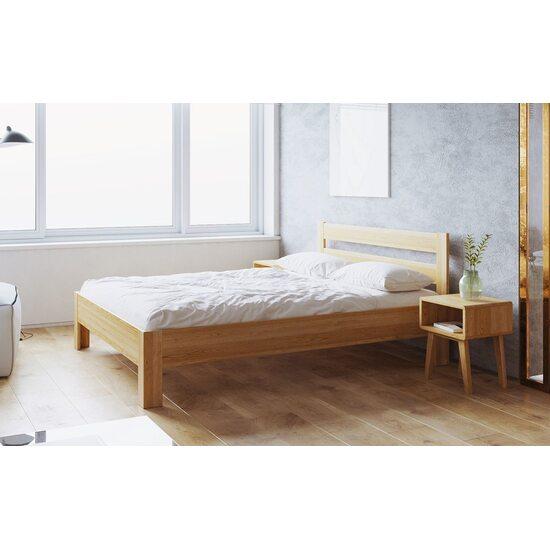 Дерев'яне ліжко TQ Project ЧЕЗАРЕ вільха