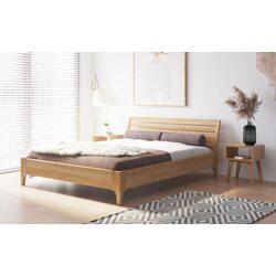 Дерев'яне ліжко TQ Project ВАЙДЕ ясен