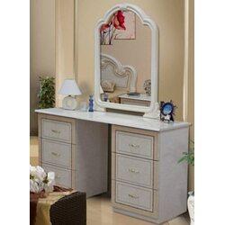 Туалетный столик МАРТИНА с зеркалом