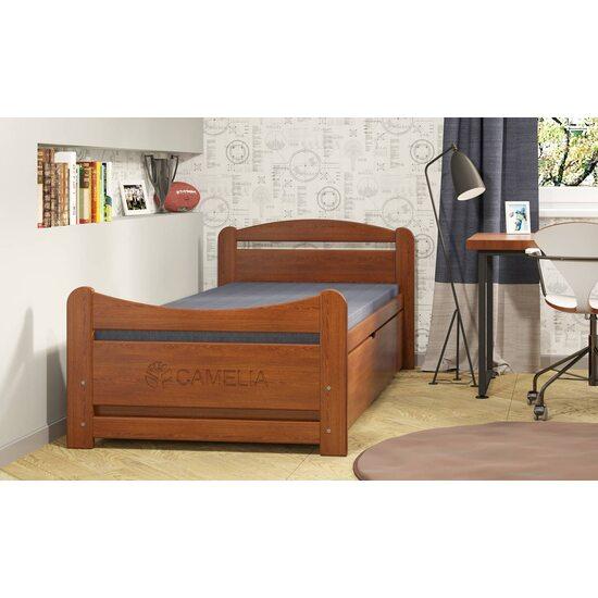 Ліжко CAMELIA ЛІНАРІЯ сосна