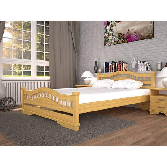Ліжко ТИС АТЛАНТ-7 сосна