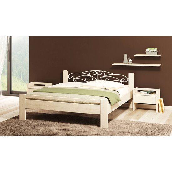Ліжко CAMELIA АМЕЛІЯ сосна