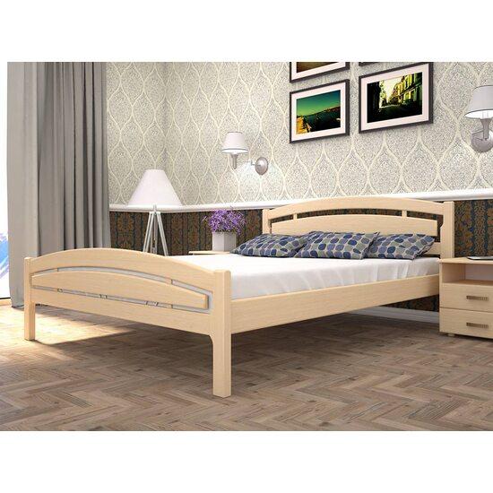 Ліжко ТИС МОДЕРН-2 сосна