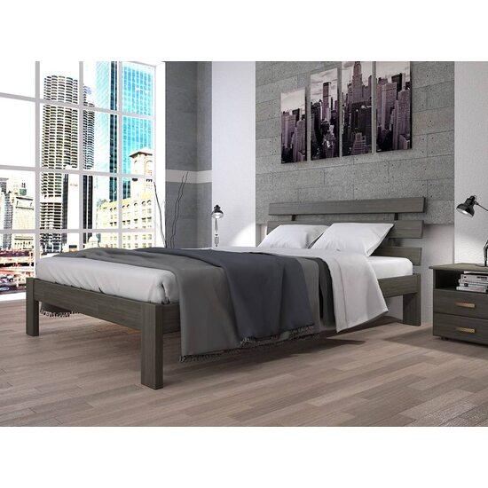 Ліжко ТИС ДОМІНО-1 сосна