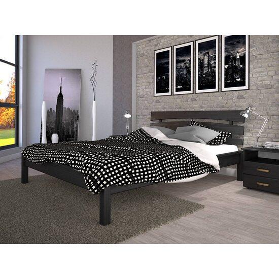Ліжко ТИС ДОМІНО-3 сосна