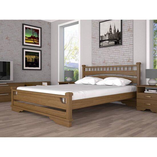 Ліжко ТИС АТЛАНТ-1 сосна