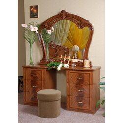 Туалетный столик ОЛИМПИЯ с зеркалом