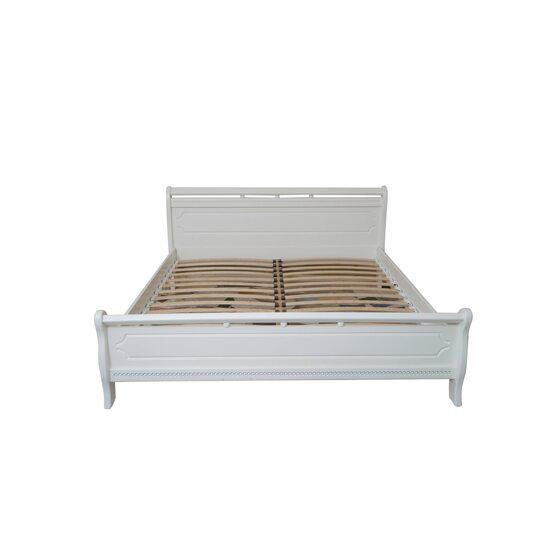 Ліжко ФЛОРА біле