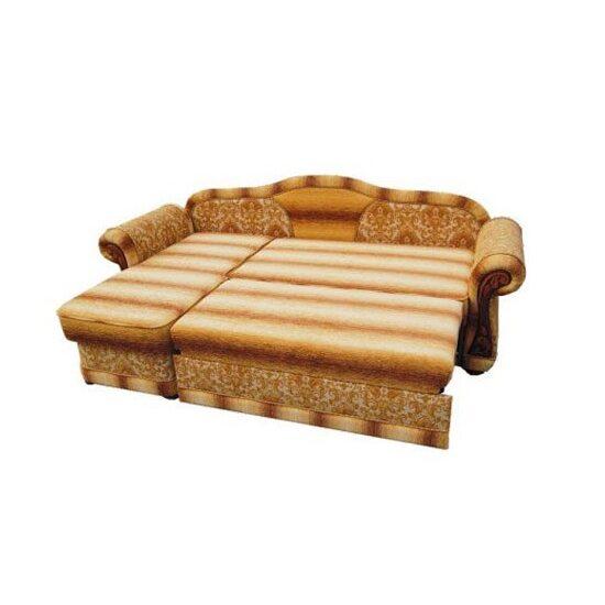 Кутовий диван МАДРИД з оттоманкою