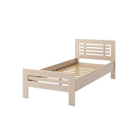 Ліжко CAMELIA ФРЕЗІЯ сосна