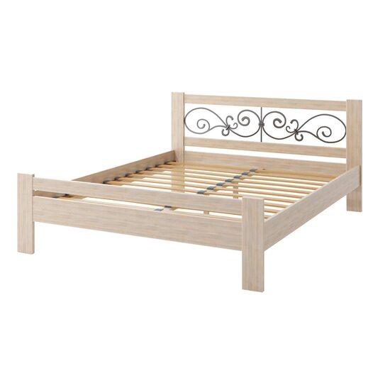 Кровать CAMELIA ЖАСМИН сосна