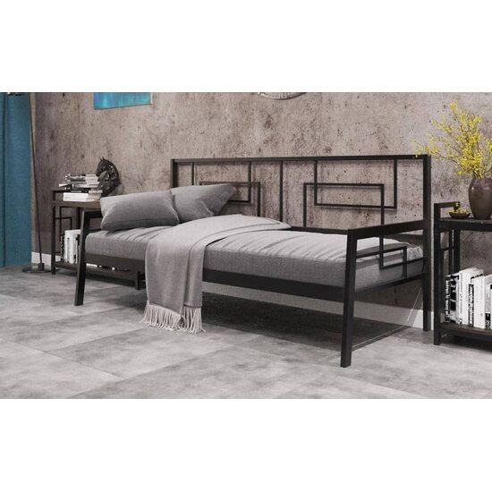 Ліжко-диван МеталДизайн КВАДРО